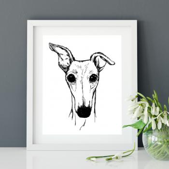Im All Ears Art Print