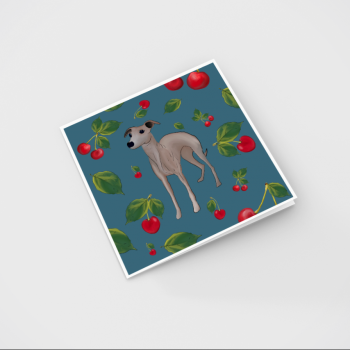 cherry-and-hound-greeting-card