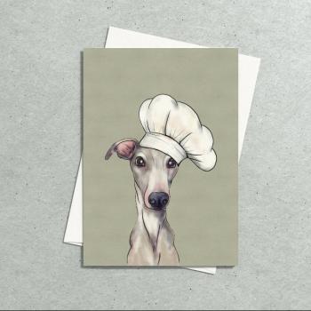 houndie chef A6 card